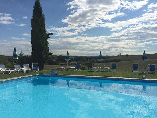 Agriturismo San Giorgio: Pool area