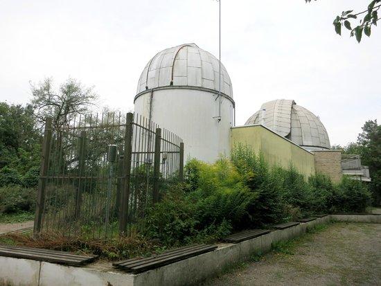 Wilhelm-Foerster-Sternwarte e.V. mit Planetarium am Insulaner