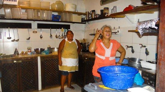 Posada Lagunita: Las Cocineras de la posada