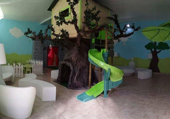 Gragnano, إيطاليا: La casetta sull'albero,