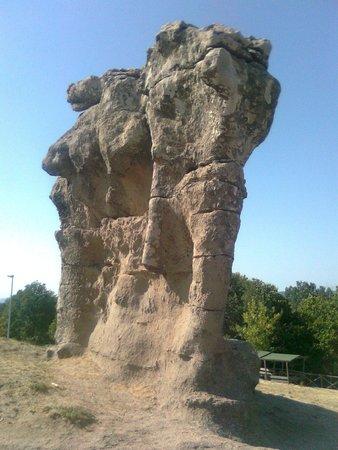 Giganti di Pietra di Campana