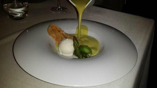 Bahia: Суп из спаржи