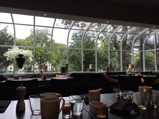 The Hotel - Brussels: Petit déjeuner