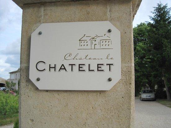 Chateau Le Chatelet