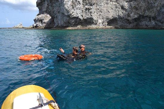 Calypso Plongee: conseils et essai respiration