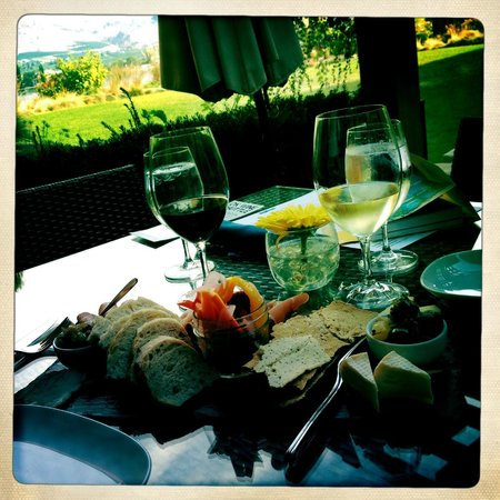 Watermark Beach Resort: Lunch in the tapaz bar