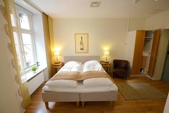 Hotel Vanilla : La cama es muy cómoda
