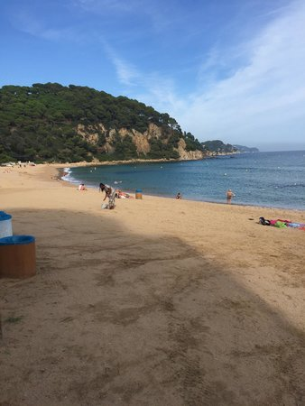 Santa Cristina Hermitage: Beautiful beach :)