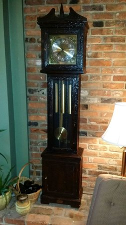 GreenRose of Raus: Handmade clock