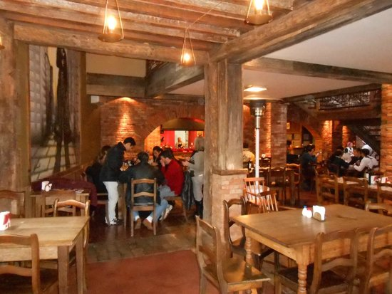 Lá em Casa Restaurante: Ambiente acolhedor