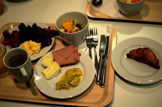 Good Morning+ Hagersten: Завтрак в отеле (шведский стол)