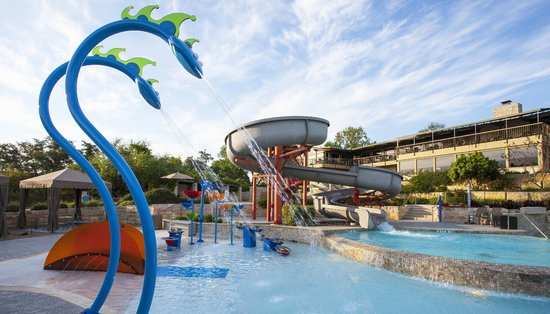 Lakeway Resort and Spa : Heated Kids Pool