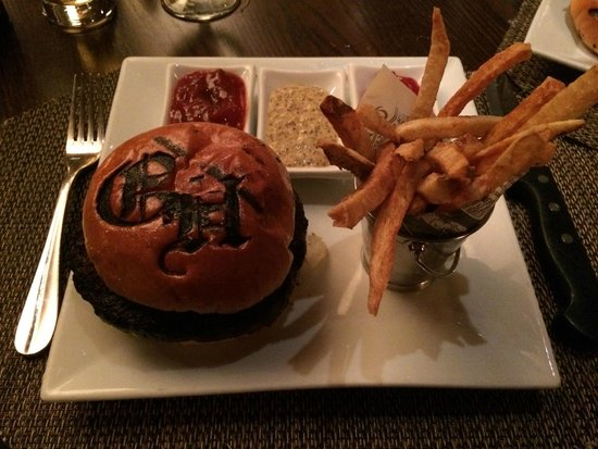 Kobe Burger 2 Picture Of Old Homestead Steakhouse New York City Tripadvisor