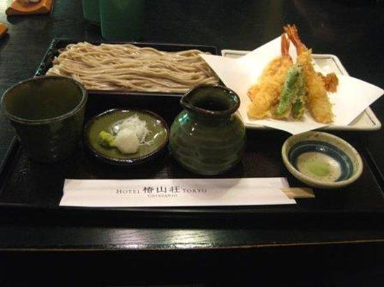 Muchaan: 蕎麦定食