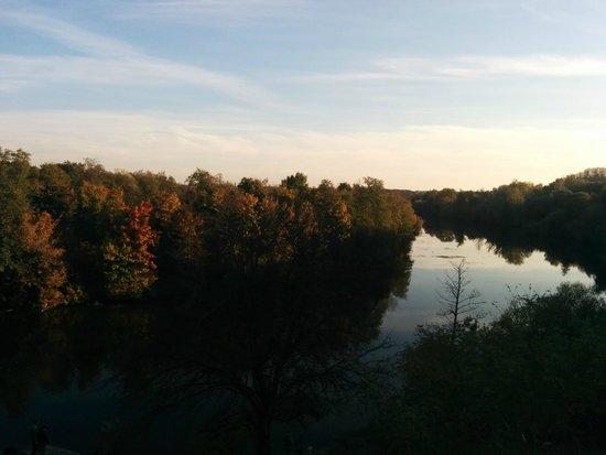 Alexandria Dendrological Park: Рось
