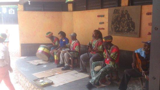 Jamaica: reggae at its best.x