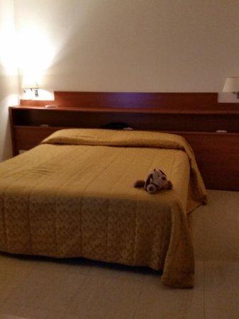Hotel&Residence Federiciano : camera matrimoniale