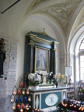 La Trinite, ฝรั่งเศส: Notre-Dame de Laghet