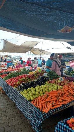 Fethiye Market: Fethyie Market 1