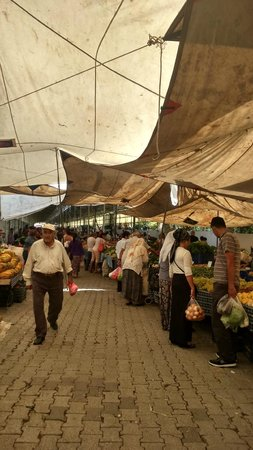 Fethiye Market: Undercover in Fethyie market