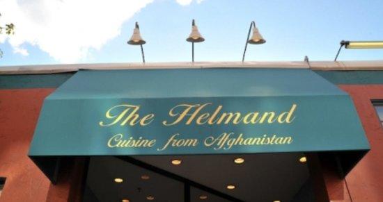 The Helmand: RARE CUISINE