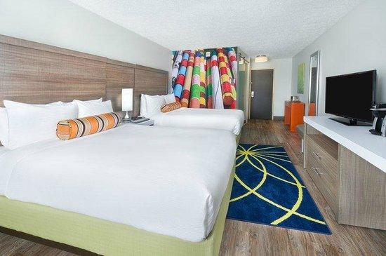 ホテル インディゴ クリーヴランド - ビーチウッド