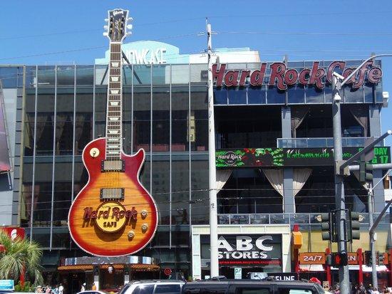Hard Rock Cafe Breakfast Las Vegas