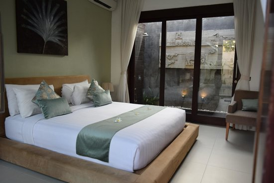 Chandra Luxury Villas Bali: Room