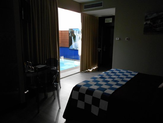 Illescas, إسبانيا: Suite con piscina privada