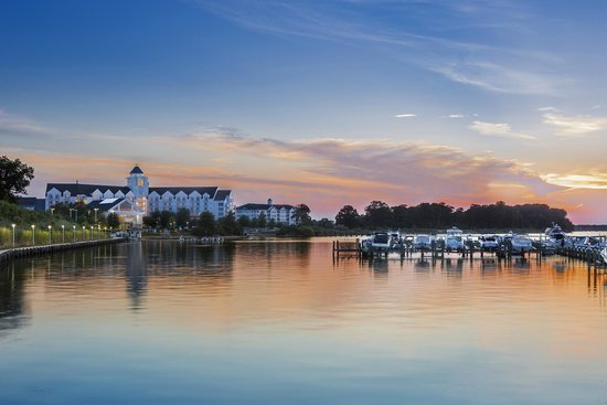 Cambridge, MD: Hyatt Regency Chesapeake Bay