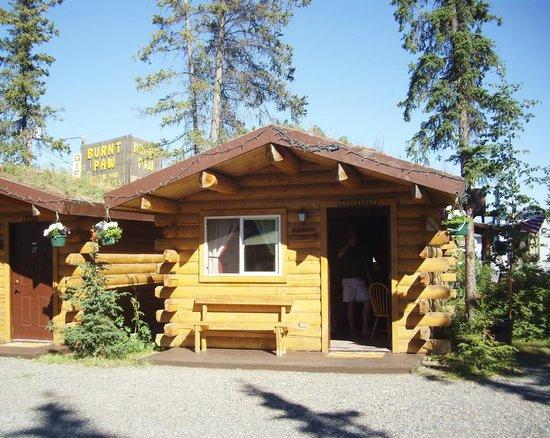 Tok, AK: Cozy Cabin