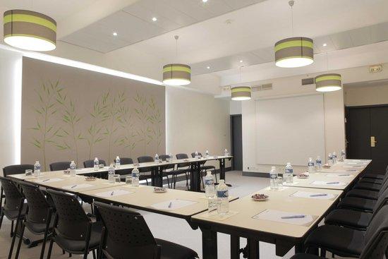 BEST WESTERN Crequi Lyon Part Dieu : Meeting room