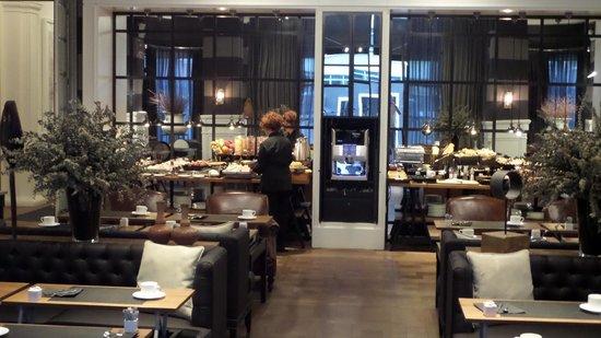 Hotel Granvia: Breakfast buffet