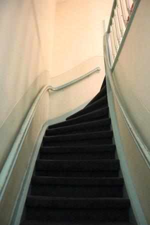 Hotel Washington: Chris Bonington's dream stairs