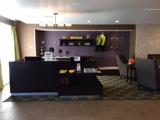 Fairfield Inn & Suites Amarillo Airport: hall