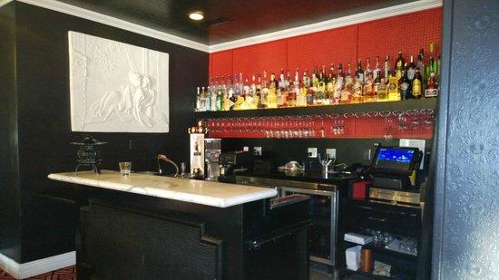 Maison 140 Beverly Hills : bar