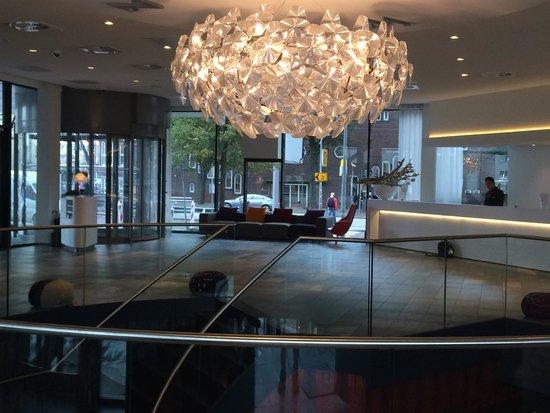 Mainport Hotel : Lobby
