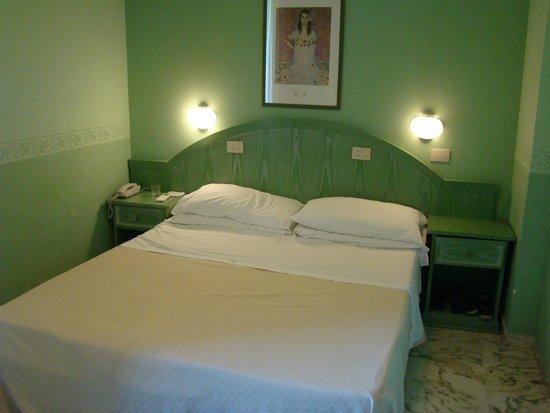 Hotel Orazia: Todo muy verde