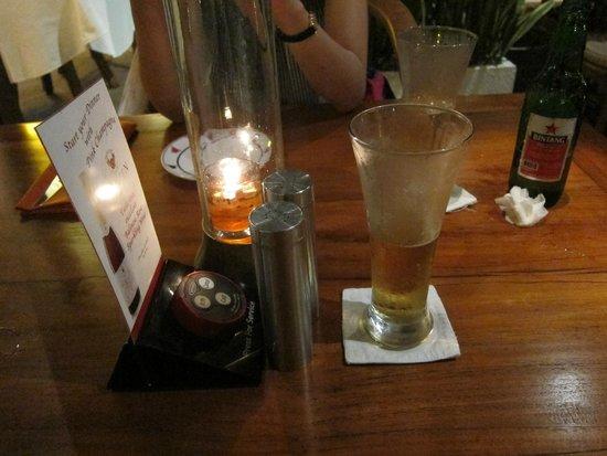 Papa's Limoncello Bali: ビンタン