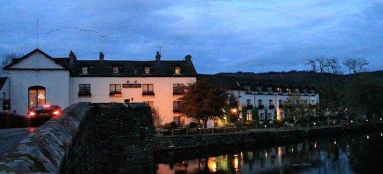 The Swan Inn: The Swan Hotel, Newby Bridge