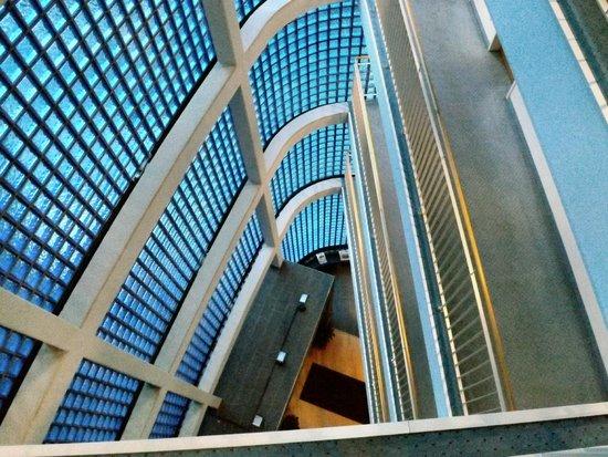 Lindner Hotel Dom Residence: Treppenhaus