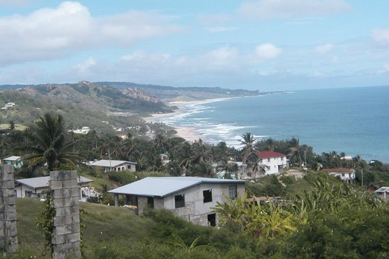 Bathsheba Beach: Barbados