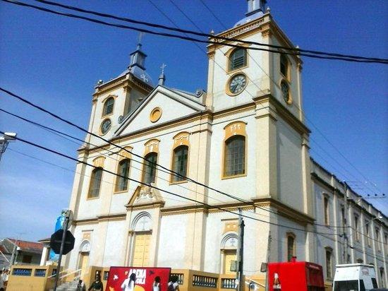 Porto Feliz: Igreja Matriz