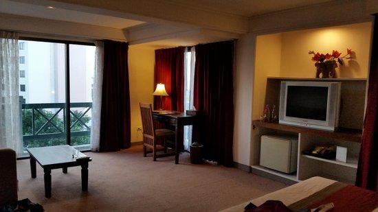 Star Hotel Chiang Mai: big room