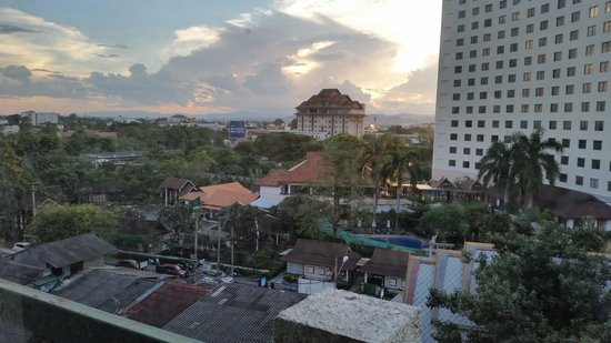 Star Hotel Chiang Mai: city view