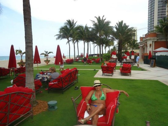 Acqualina Resort   Spa on the Beach  Magn fico cen rio. Magn fico cen rio          Picture of Acqualina Resort   Spa on