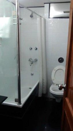 Honeymoon Inn Manali: Bath