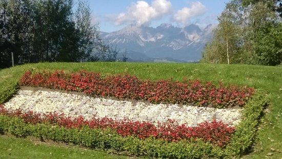 Grand Tirolia: Golfplatz