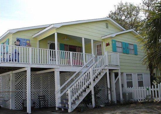 Tybee Cottages: Island Dog Cottage