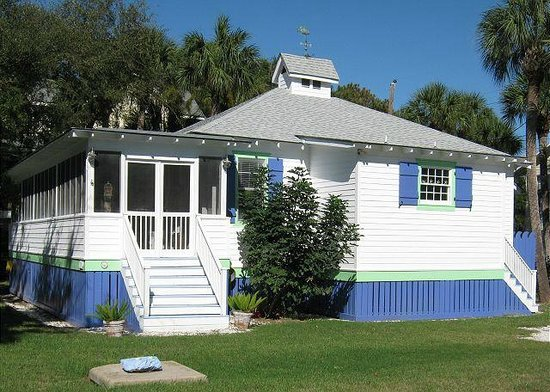 The Blue Moon Cottage Picture Of Tybee Cottages Tybee